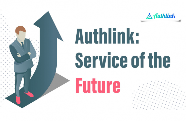 Authlink: Service of the future!