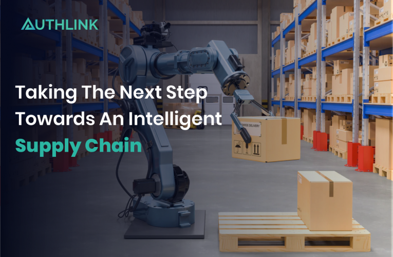 Taking The Next Step Towards An Intelligent Supply Chain