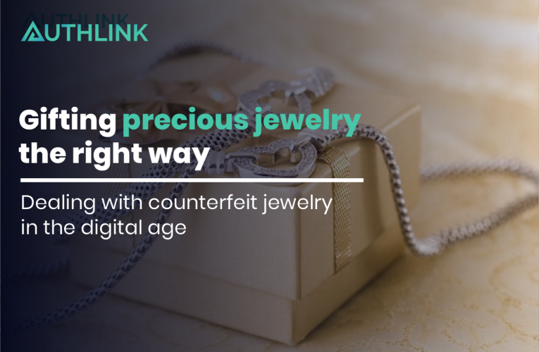 Gifting Precious Jewellery the Right Way Using Blockchain Technology