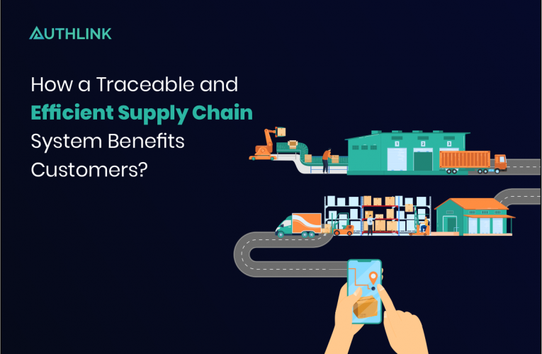 How a Traceable and Efficient Supply Chain System Benefits Customers