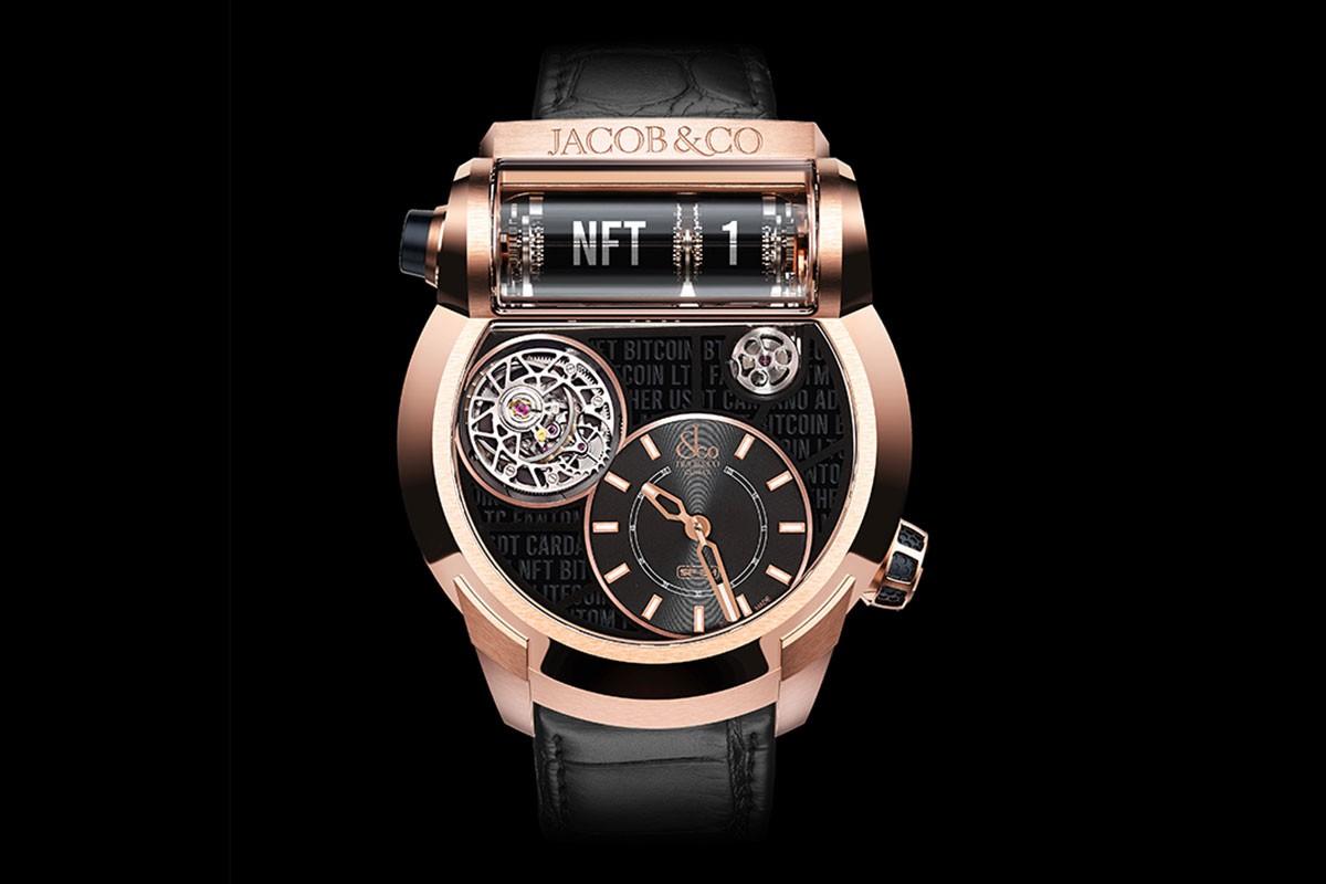 NFT-watch-Jacob&co